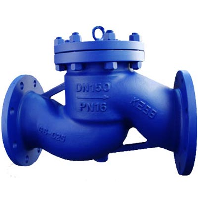 Iron Check Valve Luton UK