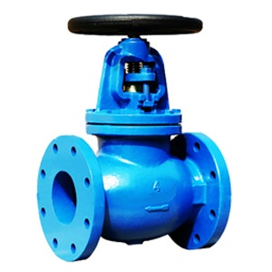 Iron GLOBE Valve Luton UK