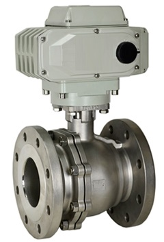 Ball Valve Electric Atruator LUTON UK