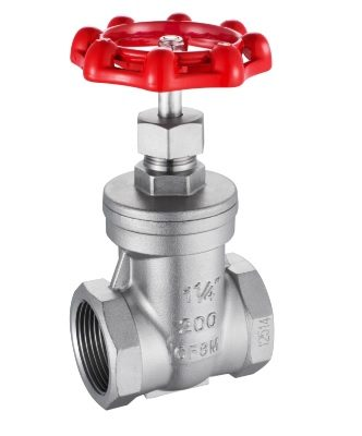 Threaded GATE Valve 200WOG LUTON UK