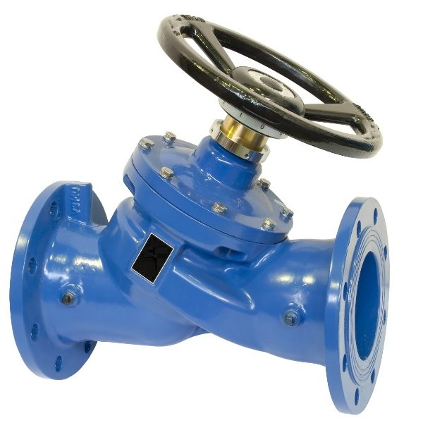 DOUBLE REGULATING Valve Luton UK