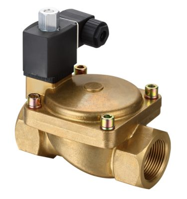 solenoid valve BRASS LUTON UK