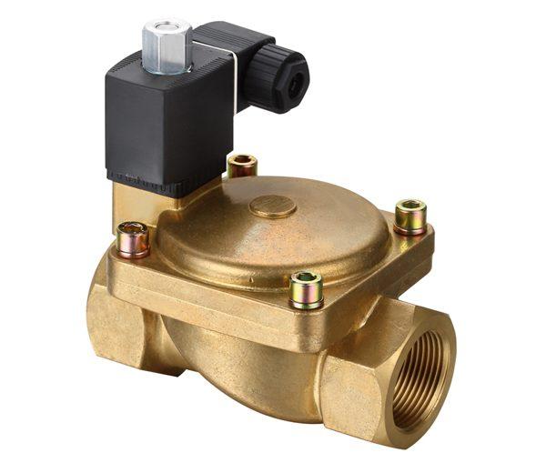 solenoid valve BRASS LUTON UK