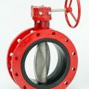 Resillient Seated Butterfly Valve LUTON UK