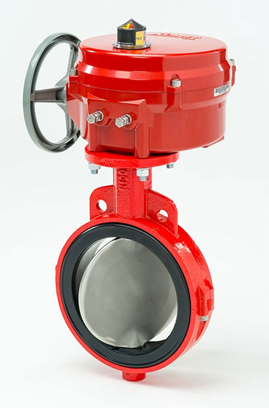 Resilient Seated Butterfly Valves Luton Valves